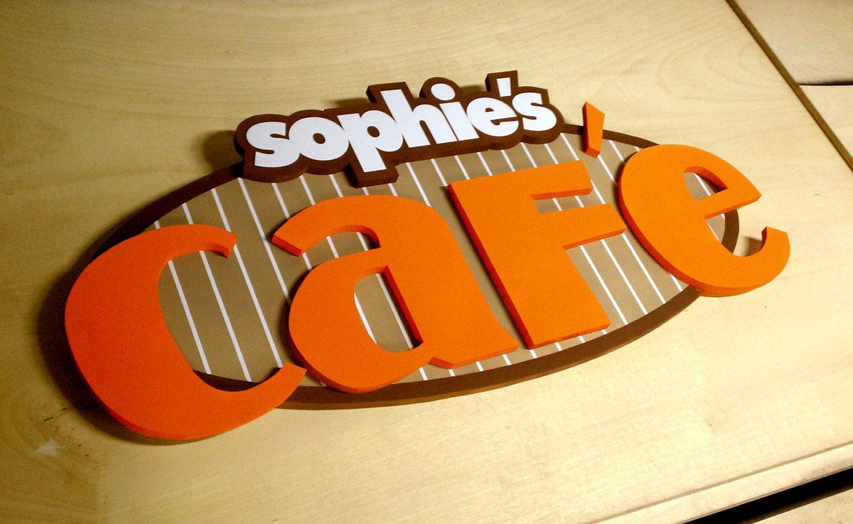 GSWorx, 3A Composites USA, Gatorfoam, Sophies Cafe