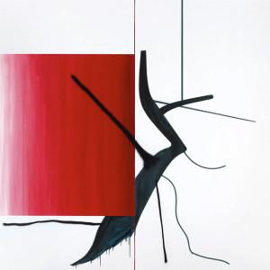 Albert Oehlen, Gagosian Gallery, Photography Stefan Rohner