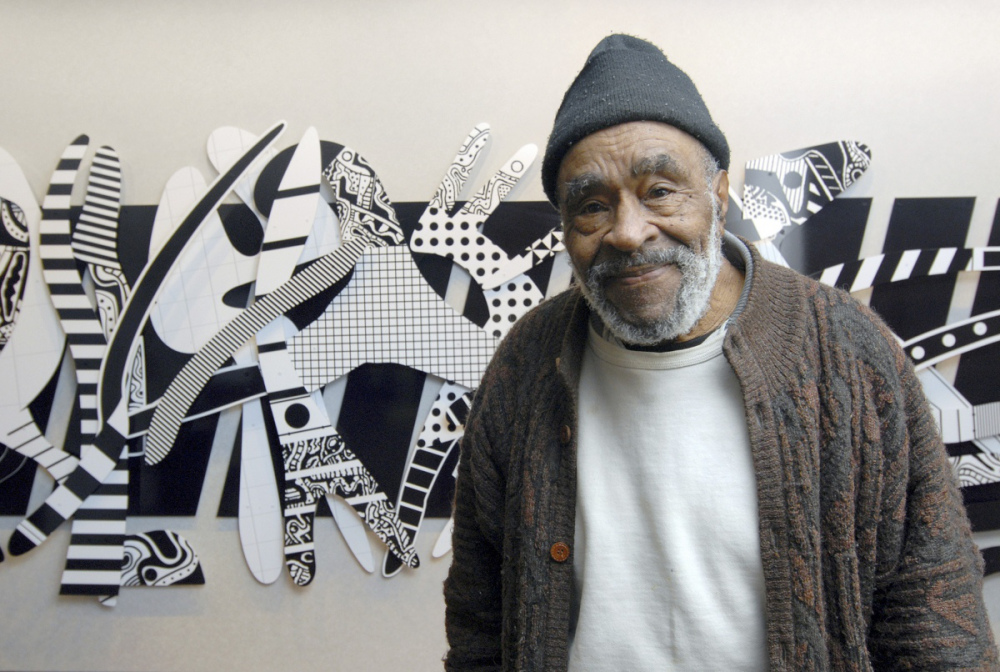 Charles, McGee, Artist, Detroit, Michigan, Dibond, Aluminum, Composite, Material, Sculpture