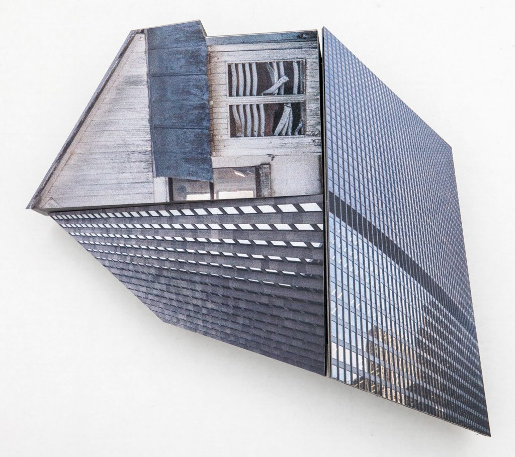 Migrator Series, Artist, Krista, Svalbonas, Printed, On, Dibond