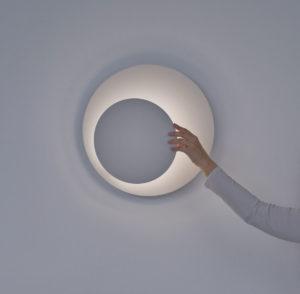 Guau Wall Lamp, Arturo Alvarez, Dibond