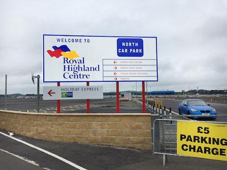 RHET, Signage, Specialized, Signs, Edinburgh, Scotland, Dibond, aluminum, composite, material, Photography, SignLink
