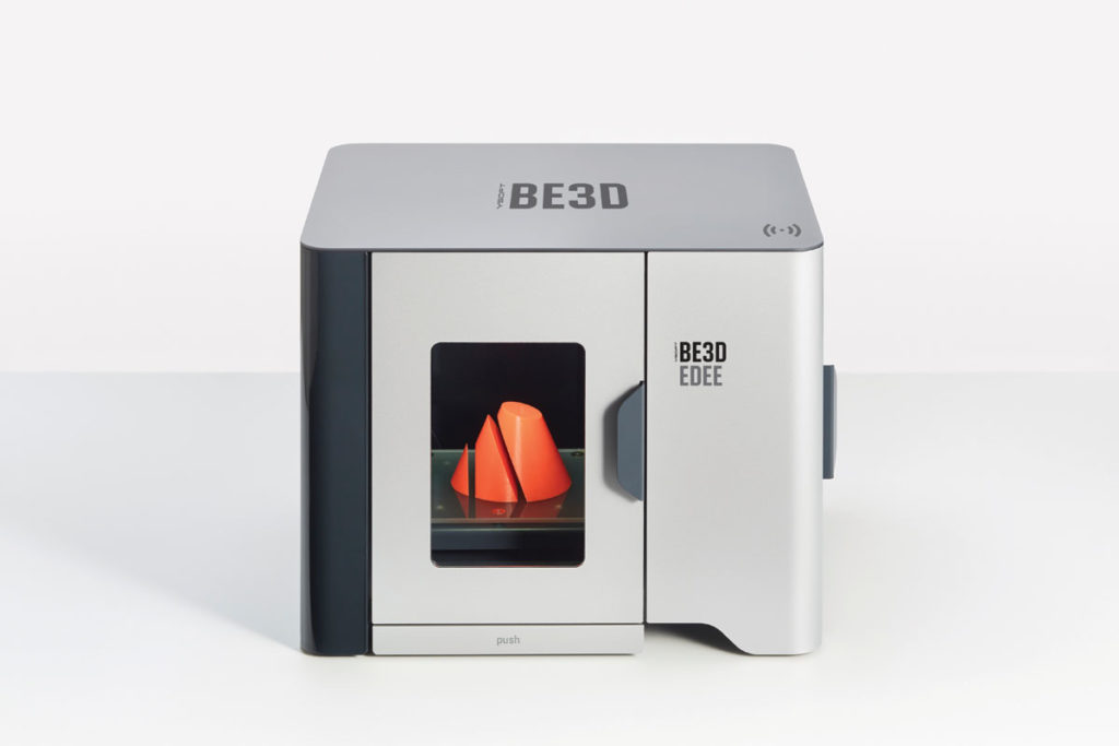 YSoft be3D eDee, 3D Printer, Martin Zampach, Dibond, 3A Composites Graphic Display USA