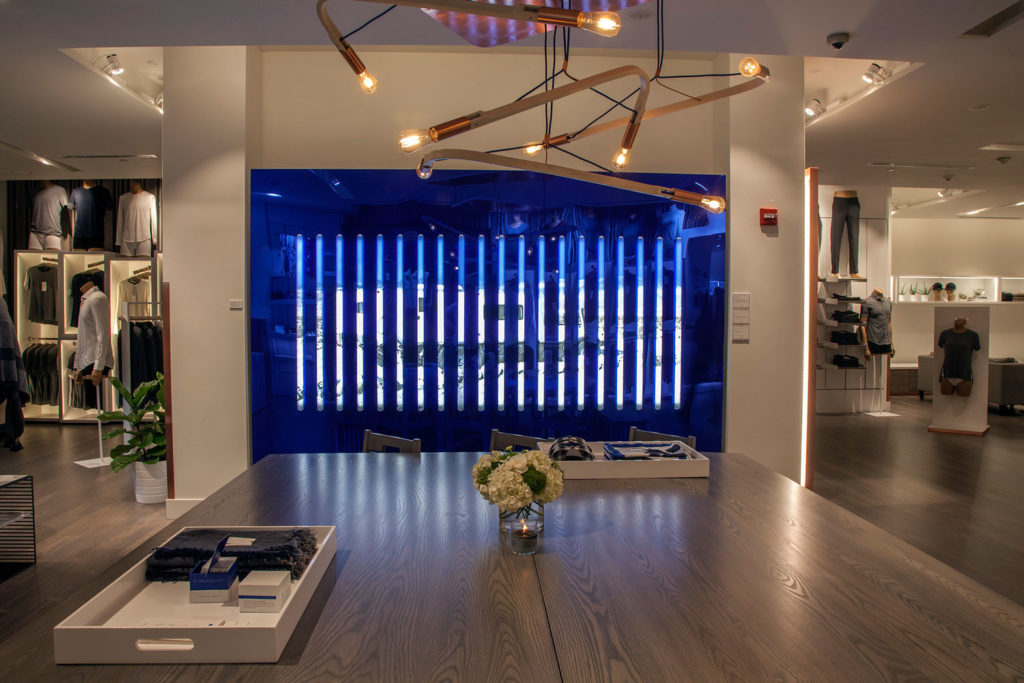 Clint Baclawski, Boston Artist, Light Bulbs, Plexiglas Mounted Dibond, LED Art, Death Valley 2015