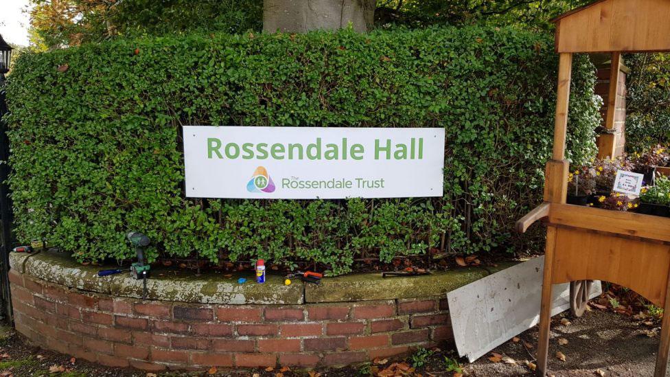 Spiral Colour UK, Rossendale Hall, Dibond Aluminum Composite, Wayfinding, Signage, Branding