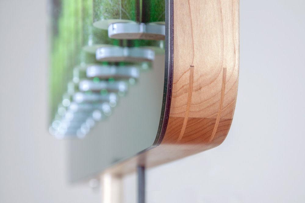 Clint Baclawski, Boston Artist, Light Bulbs, Plexiglas, Mounted, Dibond, LED Art, Dwelling 2018