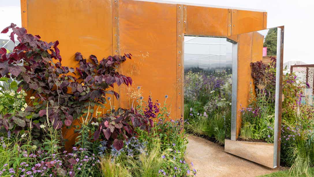 Apeiron The Dibond Garden, Alex Rainford-Roberts, Royal Horticultural Society, RHS