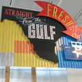 HEB Grocery, Ion Art, San Antonio, Interior Signage