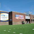 Professional Sign Services, Chattanooga, TN, Finley Stadium, In Venue Signage, Dibond ACM
