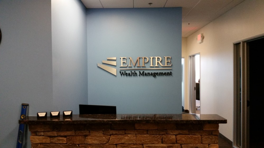 Spotlight Signs Imaging Solutions, Arizona, Gatorfoam Lobby Signage Compilation