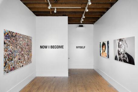 Tavis Lochhead, Identity Crisis, 2017, Black Cat Artspace, Toronto